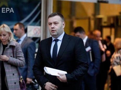 Украине необходимо сертифицировать оператора ГТС для транзита газа— Миллер