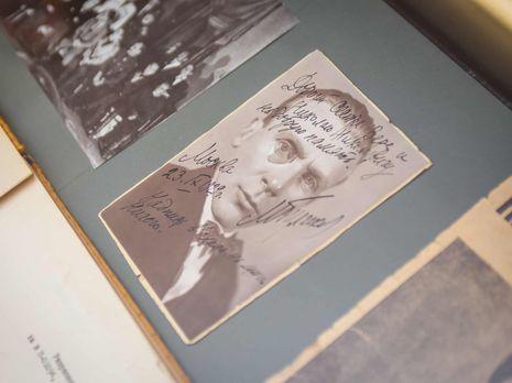 В доме Булгакова на Андреевском спуске открылась выставка