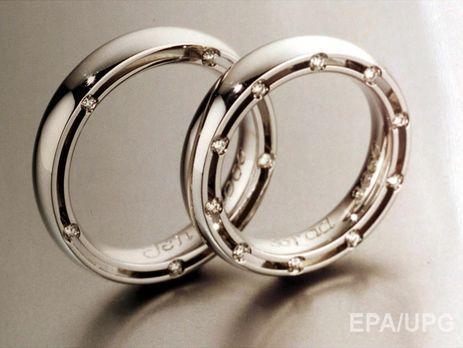 В Северодонецке, Мариуполе и Херсон тарифы на оформления брака за сутки будут минимальными