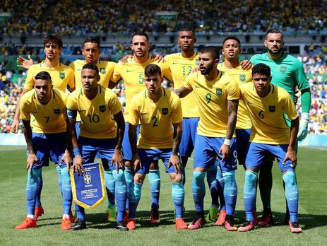 Финал футбола бразилии и германии