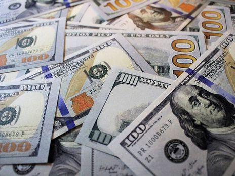 Курс гривны к доллару США не изменился