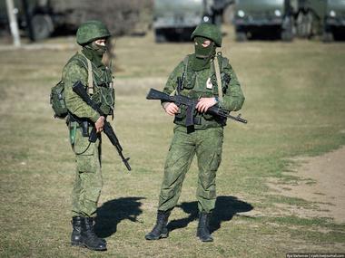 Российские военные и фсб готовятся к