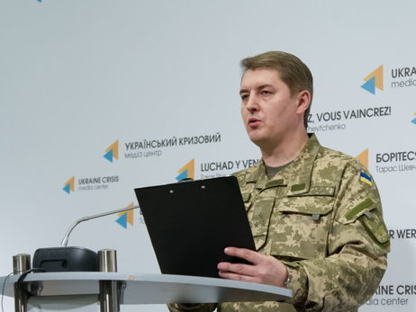 Пророссийские боевики ударили поАвдеевке изтяжелой артиллерии— штаб АТО
