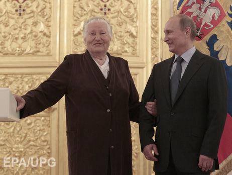 Скончалась Нина Пономарёва— первая олимпийская чемпионка СССР