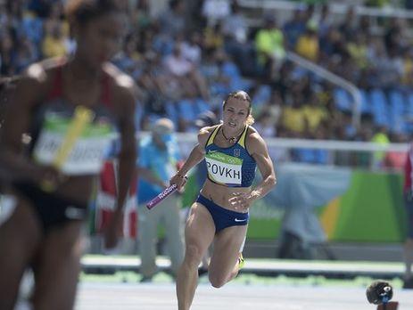 Олимпиада-2016: украинки срекордом вышли вфинал эстафеты 4х100 метров