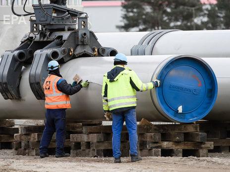Санкции непомогут: возведения «Северного потока— 2» уже неостановить
