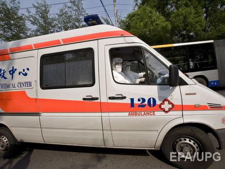 Впровинции Гуйчжоу в итоге ДТП умер один человек, еще десять пострадали
