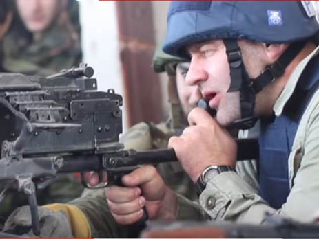 Бойцы АТО захватили «пулемет Пореченкова»