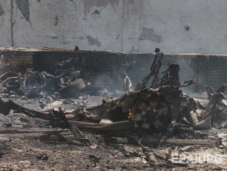 ВСомали в итоге теракта погибли 10 человек