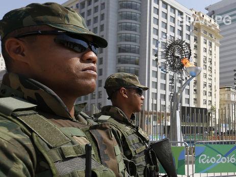Полиция Рио-де-Жанейро провела обыски вофисе олимпийского комитета Ирландии