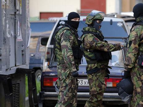ФСБ задержала вКазани пятерых жителей Украины