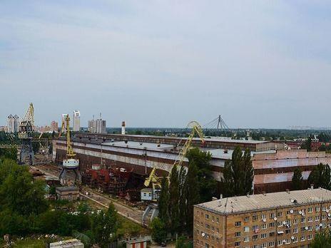 Имущество завода арестовали 17 сентября