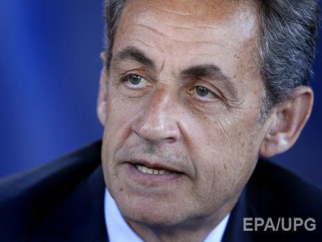Саркози будет вновь баллотироваться напост президента Франции