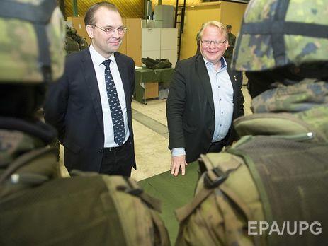 Финляндия спешно готовит договор овоенном сотрудничестве сСША