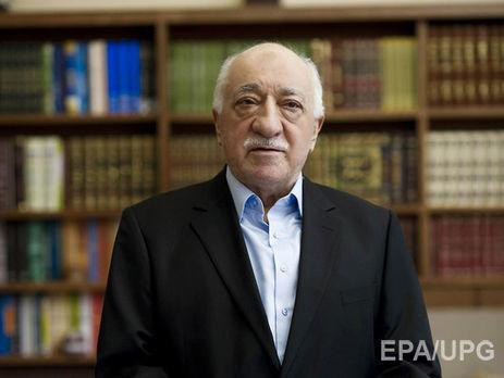 ВГосдепе подтвердили наличие запроса навыдачу Турции Гюлена