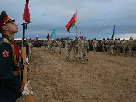 Впервый раз миротворцы ОДКБ научениях вРеспублике Беларусь получат мандат ООН
