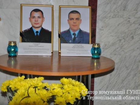 ВТернопольской области злоумышленник застрелил двух полицейских