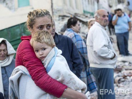 Число погибших землетрясения вИталии выросло до 14 человек