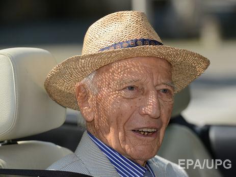 Экс-президент ФРГ Вальтер Шеeль скончался ввозрасте 97 лет