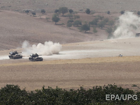 МИД Сирии обвинил Турцию вжелании подменитьИГ иными террористами