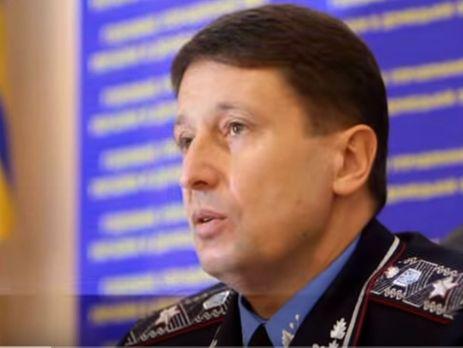 Генпрокуратура Украины обвинила прежнего руководителя милиции Донетчины всоздании «ДНР»