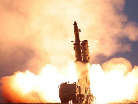 С лета КНДР возобновила запуски ракет