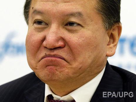 Илюмжинов: мой иск против министра финансов США неповлияет наматч Карякин— Карлсен