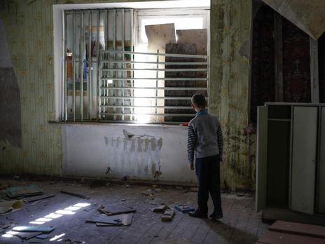 ЮНИСЕФ: Дети живут в районах, которые периодически подвергаются обстрелам
