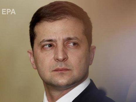 Зеленский заявил о«ментальной стене» награнице cДонбассом
