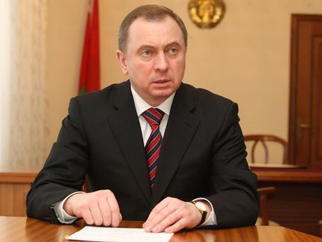 ВМИД Беларуссии прокомментировали исчезновение министра режима Януковича