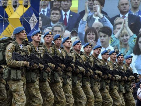 Завремя АТО 26 военных стали героями государства Украины