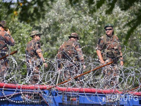 Венгрия построит 2-ое ограждение отмигрантов награнице сСербией