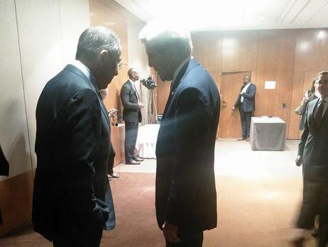 Джон Керри иСергей Лавров провели переговоры поСирии