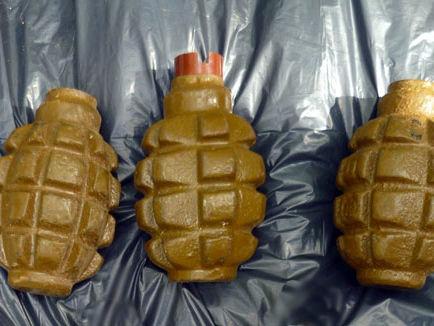 Навокзале вМариуполе милиция задержала мужчину с резервом боеприпасов