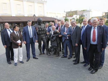 Народные избранники изИталии приедут вКрым