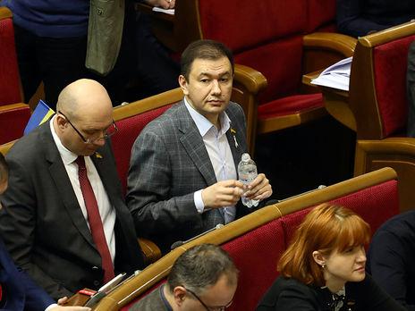 Бондаренко: Для меня Владимир Кияшко это не отец первой леди