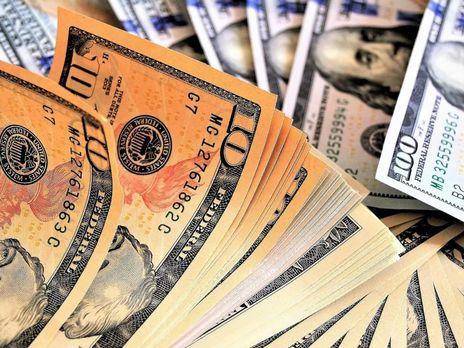 Минфин привлёк более 53,3 млн грн заимстовований по долларовым ОВГЗ