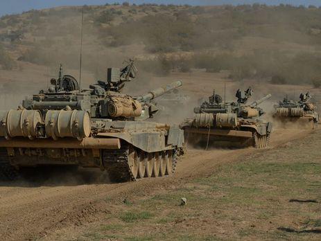 Агентура подсчитала, сколько военной силы Российская Федерация стянула кукраинской границе