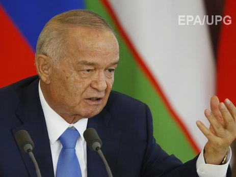 Лидер Узбекистана Ислам Каримов попал в клинику