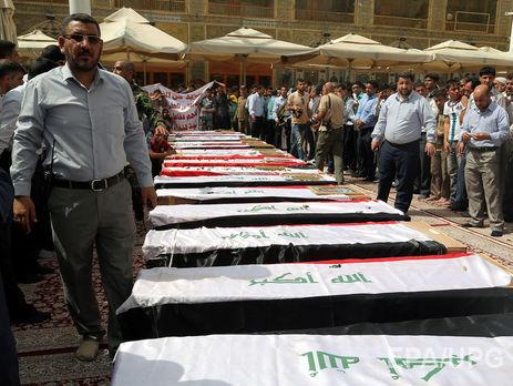 Жертвами взрыва виракской Кербеле стали 18 человек