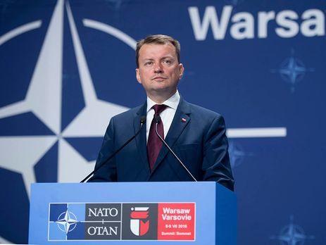 Польша планирует укрепить границы с Украинским государством