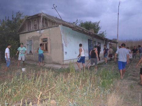 Омбудсмен Украины: Решение овыселении ромов изсела Лощиновка нелегально
