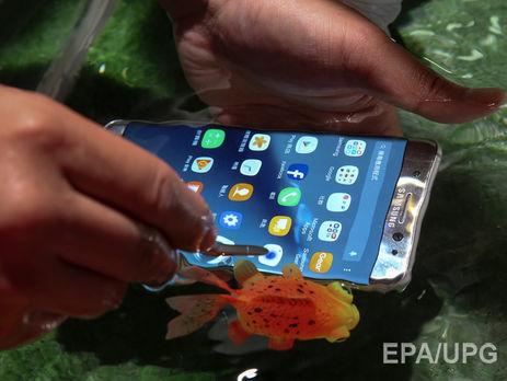 Названа причина остановки предзаказов на Самсунг Galaxy Note7