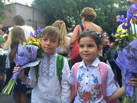 Школы самостоятельно будут выбирать способ празднования 1сентября