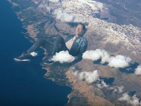 Как снимали клип Coldplay Up & Up
