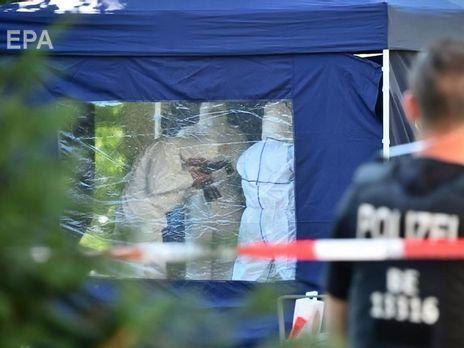 Убивство сталося в центрі Берліна 23 серпня