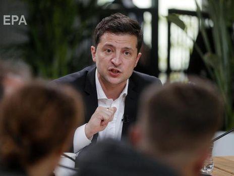 Зеленський: Вибори місцеві проводять одночасно за законами України на всій території України