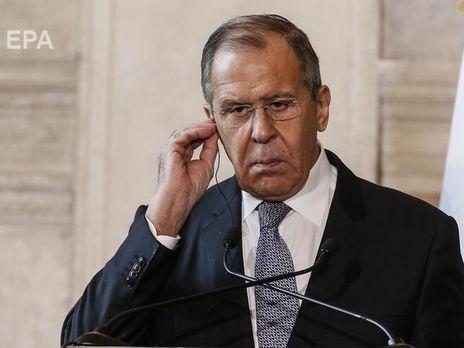 Лавров прокоментував інформацію про російську шпигунську базу у Франції