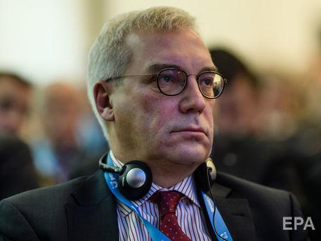 """Грушко заявил, что нужно закончить разведение сил на Донбассе и запустить """"формулу Штайнмайера"""""""