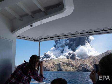Уайт-Айленд популярный у туристов остров